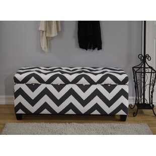 Lailah Upholstered 32 Pair Shoe Storage Bench