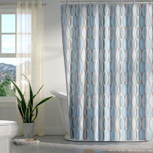Affordable Buxton Boutique Shower Curtain Set ByLatitude Run