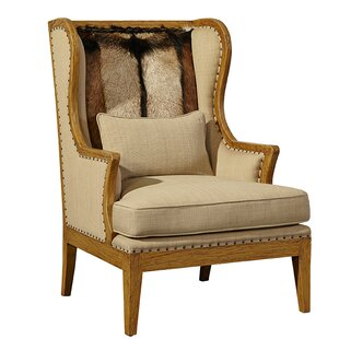 Billings Wingback Chair by Furniture Classics