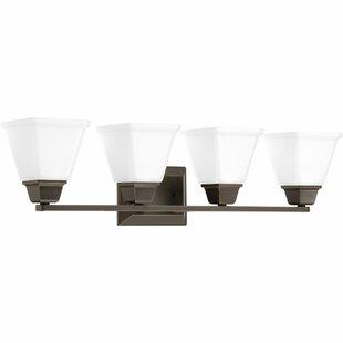 Best Reviews Jadyn 4-Light Vanity Light By Ebern Designs