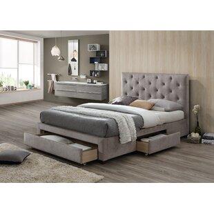 Great Deals Kingsview Upholstered Storage Bed