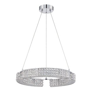 Carina 9-Light Crystal Chandelier by Kend..