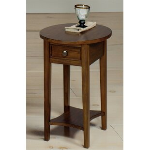 Affordable Price End Table By Wildon Home ®