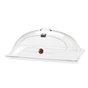 Side Cut Dome Cover