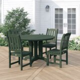 Amelia 5 Piece Dining Set