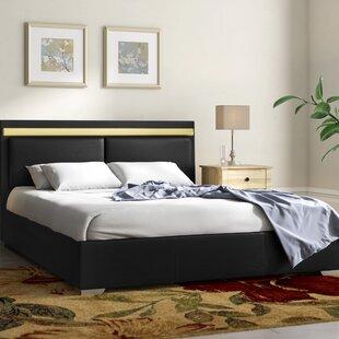 Kip Upholstered Storage Bed Frame By Brayden Studio