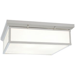 Stephani 1-Light LED Flush Mount