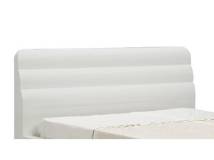 Whiteline Imports Liquido Upholstered Panel Bed