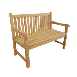 Riverside Teak Garden Bench
