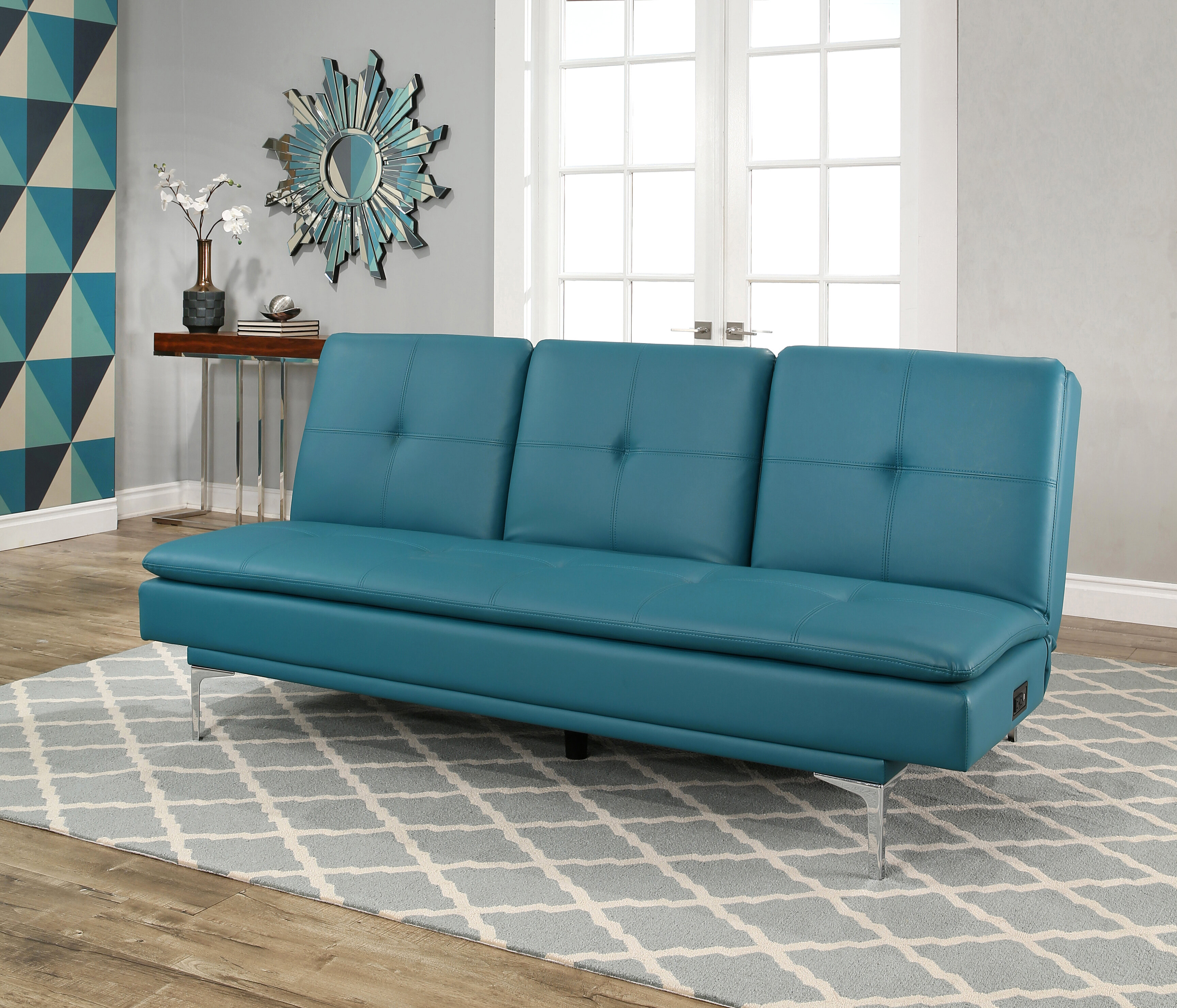 Latitude Run Winchell Twin Convertible Sofa Reviews Wayfair