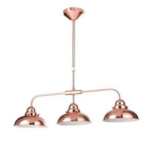 irasville 3 light kitchen island pendant