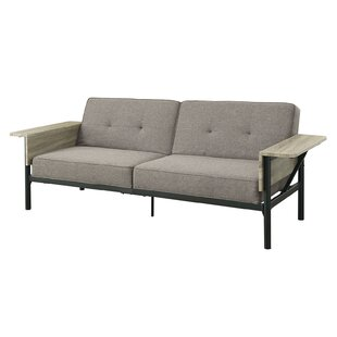 Read Reviews Hapeville Convertible Sofa by Ebern Designs Reviews (2019) & Buyer's Guide