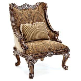 Firenza Armchair by Benetti's Italia