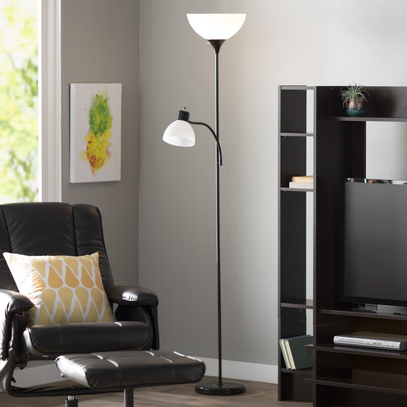 Nahla 71 37 torchiere floor lamp