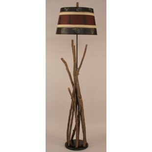 Coast Lamp Mfg. Rustic Living Stick 64