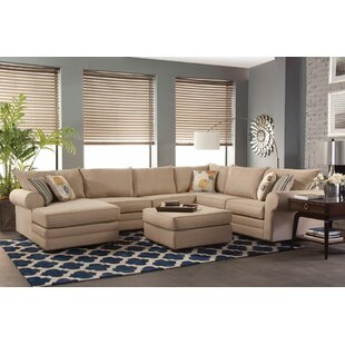 Darby Home Co Honesdale Sectional