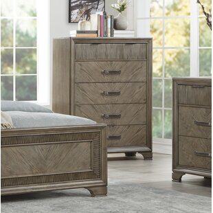 Alcott Hill Carlos 4 Drawer Chest