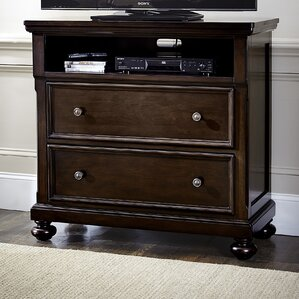 Colston 2 Drawer Media Chest by Darby Home Co
