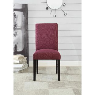 Blanton Upholstered Dining Chair (Set of 2) Latitude Run