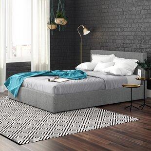 Luxury Upholstered Ottoman Bed By Brayden Studio