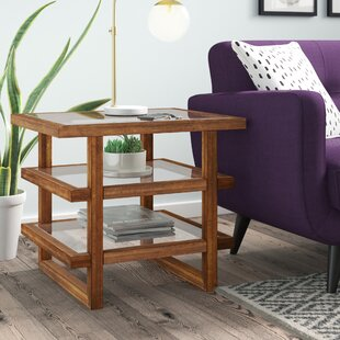 Affordable Mcwhorter End Table By Mercury Row