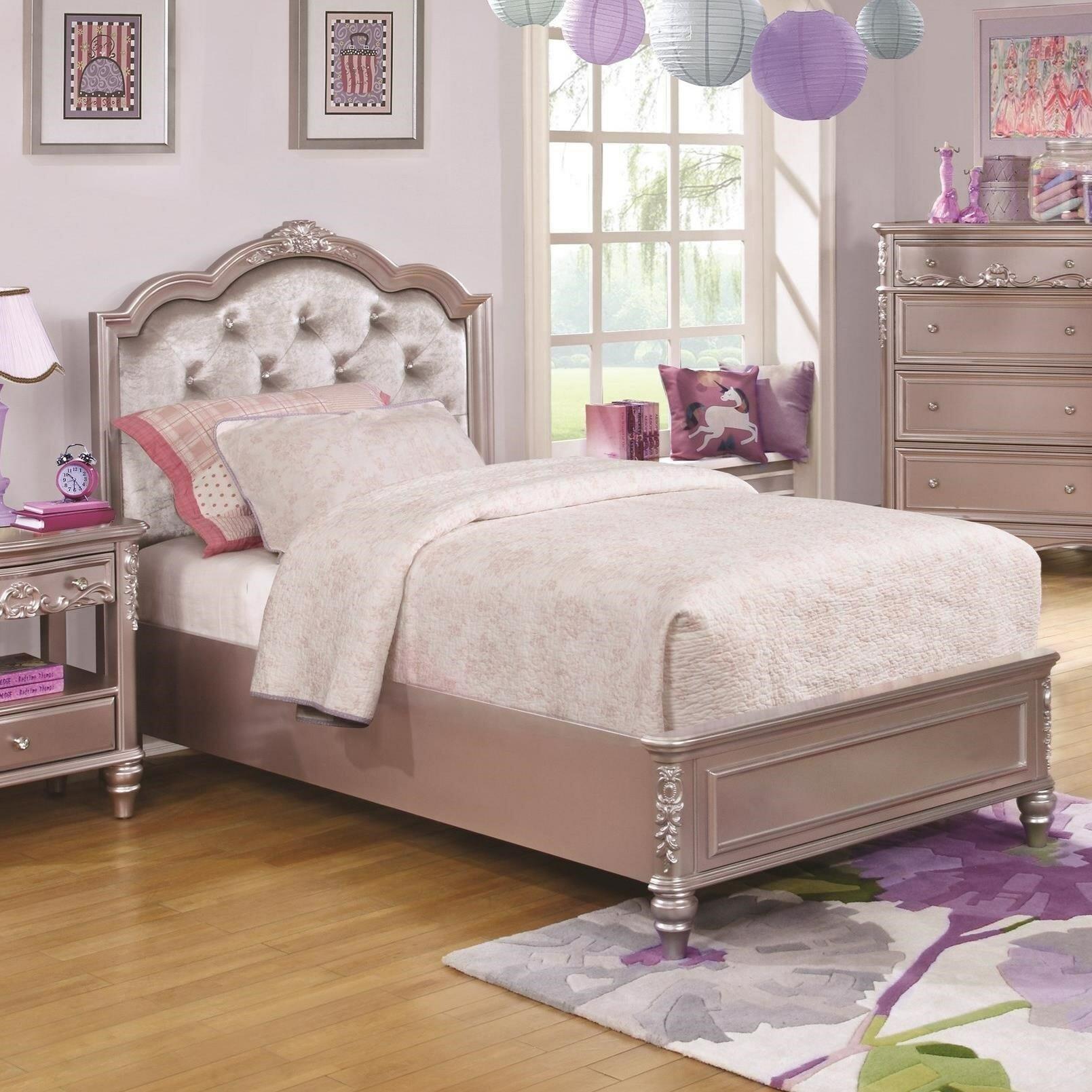 Whitney Upholstered Standard Bed