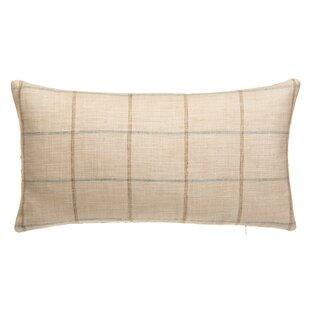 Martha Linen Lumbar Pillow