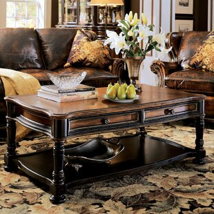 Best Price Preston Ridge Coffee Table with Storage by Hooker Furniture