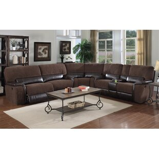 Micaela Reclining Sectional E-Motion Furniture