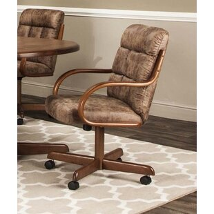Inexpensive Ceballos Upholstered Dining Chair by Red Barrel Studio Reviews (2019) & Buyer's Guide