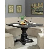 Minter Walnut Solid Wood Dining Table by Darby Home Co
