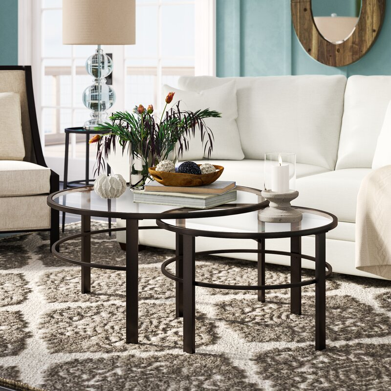 Top 10 Coffee Table Sets - 2019 Review