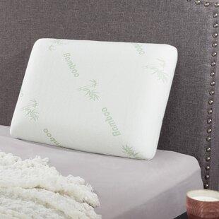 Alwyn Home Juniper Medium Memory Foam Standard Pillow