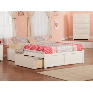 Tokarz King Storage Platform Bed