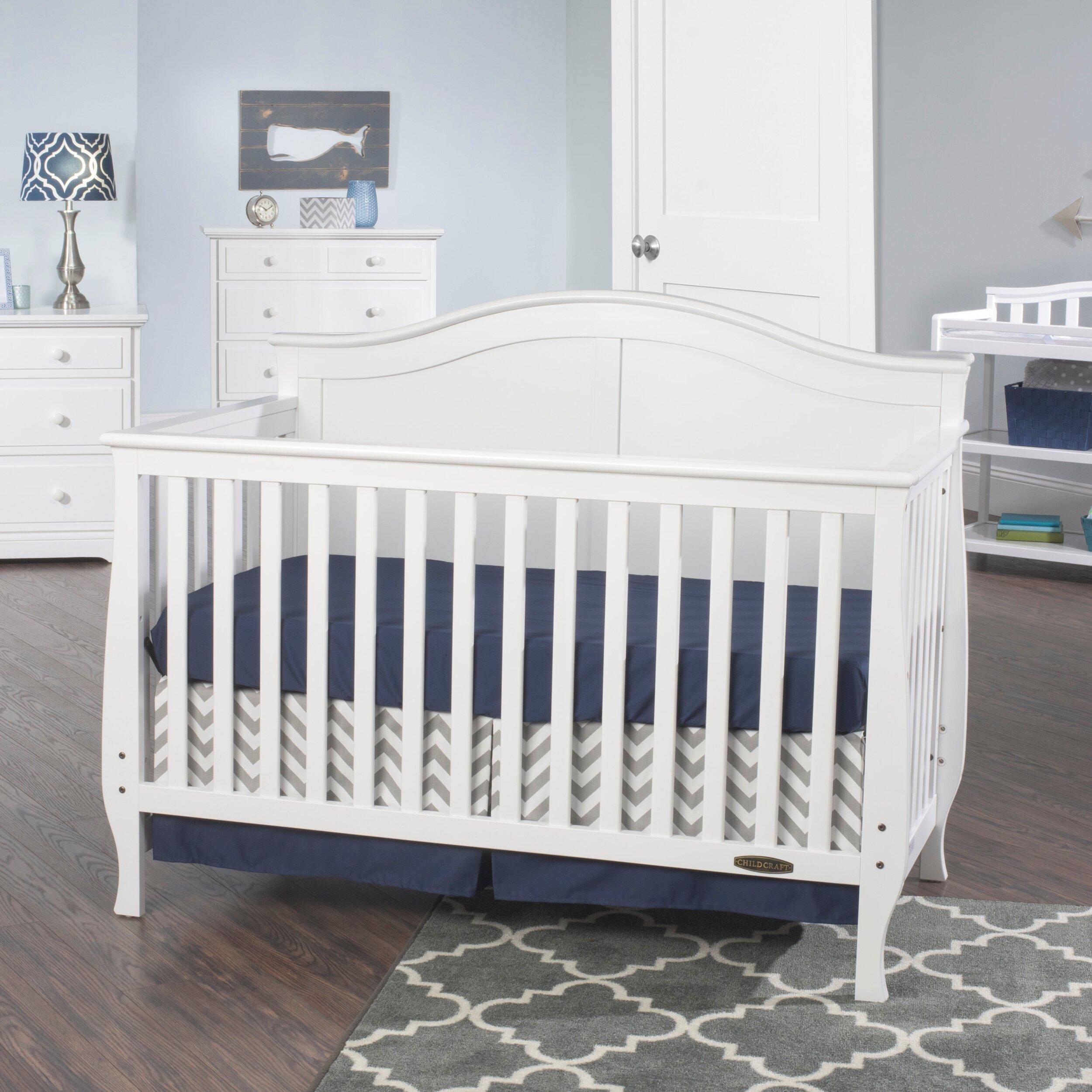 Wayfair   White Cribs You'll Love in 21