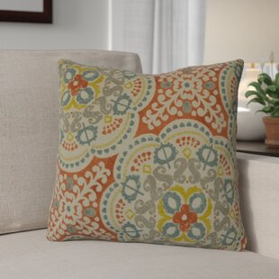 Vada 100% Cotton Throw Pillow