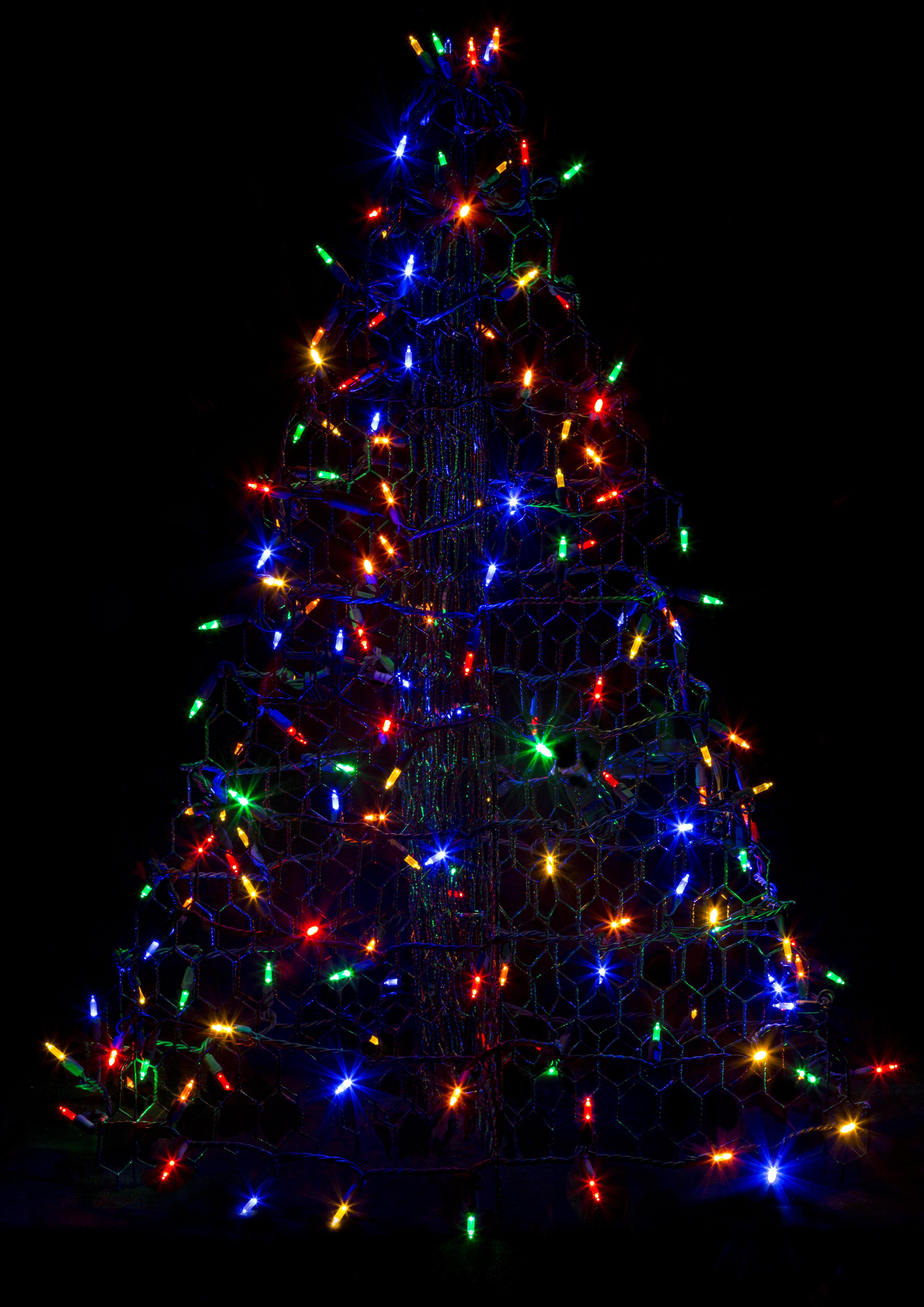 Crab Pot Christmas Trees Crab Pot Christmas Tree® with 160 LED Mini ...