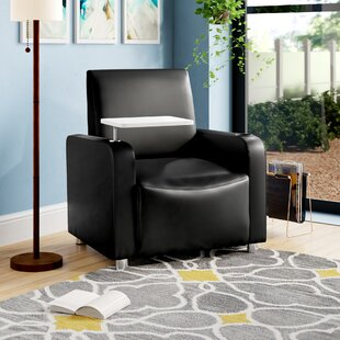 Best Reviews South Perth Leather Guest Chair by Latitude Run Reviews (2019) & Buyer's Guide