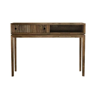 Molinaro 433 Solid Wood Console Table by Loon Peak