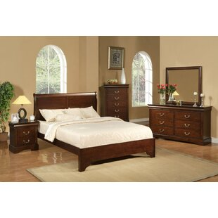 Three Posts Ferrero Panel Configurable Bedroom Set