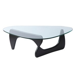 Modern Coffee Table by Mercury Row