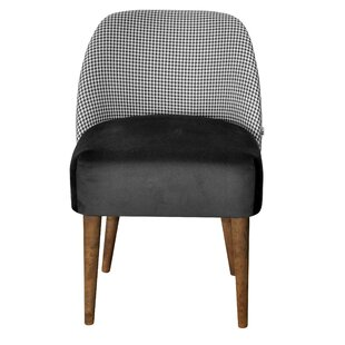 Twiggy Upholstered Dining Chair By MONKEY MACHINE