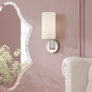 Compare & Buy Arverne 1-Light Armed Sconce By Willa Arlo Interiors