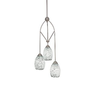Randle 3-Light Pendant by Red Barrel Studio