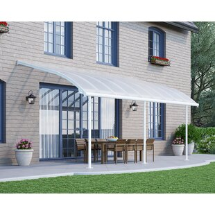 Joya? 18 ft. W x 9.5 ft. D Patio Awning by Palram