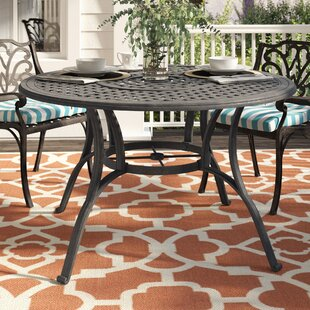 Maytown Metal Dining Table