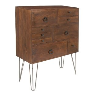 9 Drawer Accent Chest by Cole & Grey
