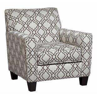 Malviya Fabric Upholstered Armchair by Red Barrel Studio