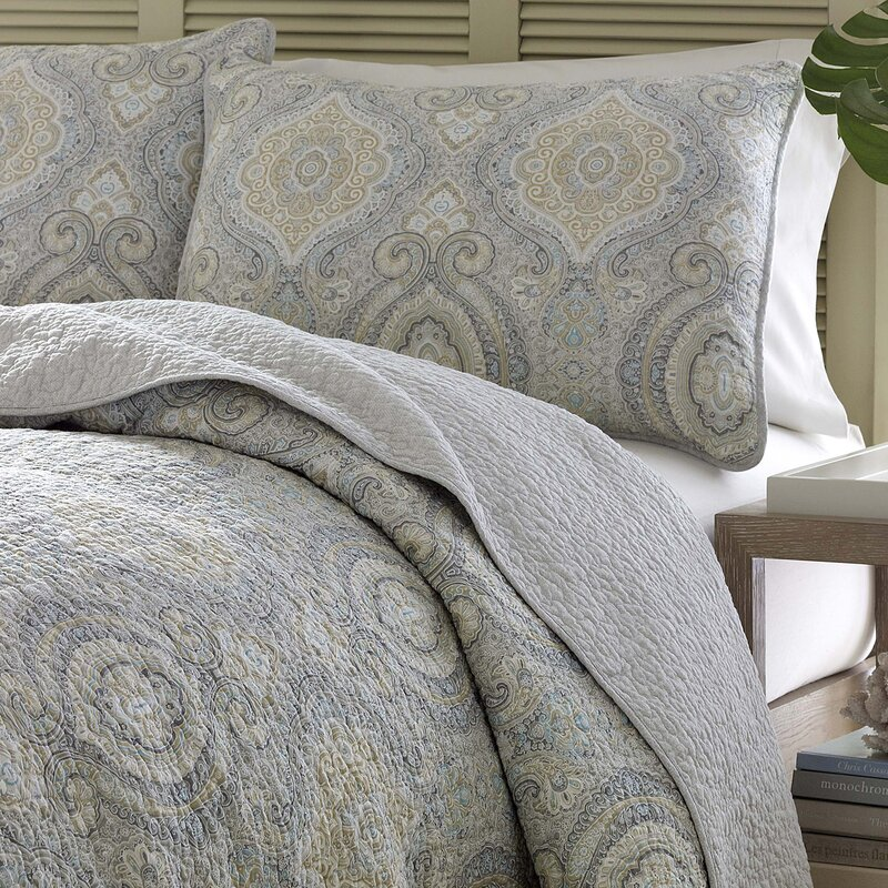 Turtle Cove Quilt Set Tommy Bahama Bedding