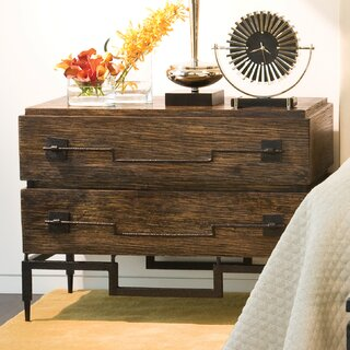2 Drawer Wide Chest by Global Views SKU:DC804571 Guide